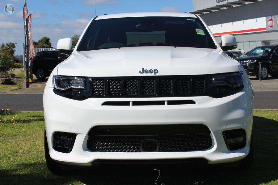2019 Jeep Grand Cherokee SRT WK
