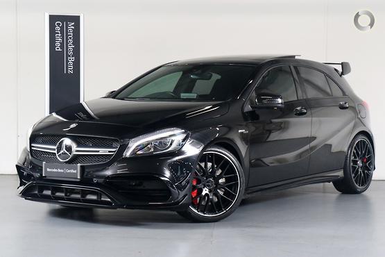 2016 Mercedes-Benz A 45 AMG