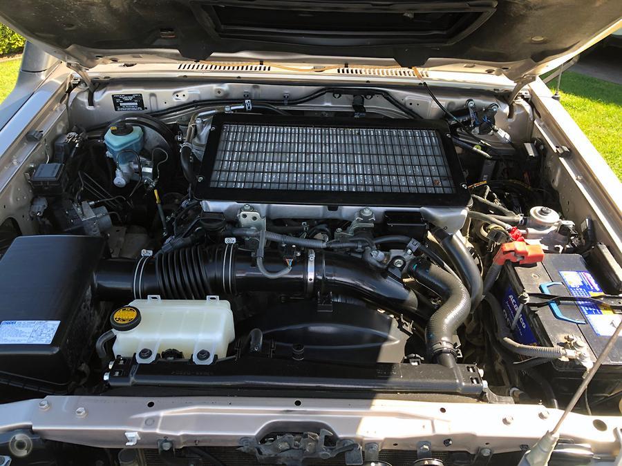 2012 Toyota Landcruiser GXL VDJ79R