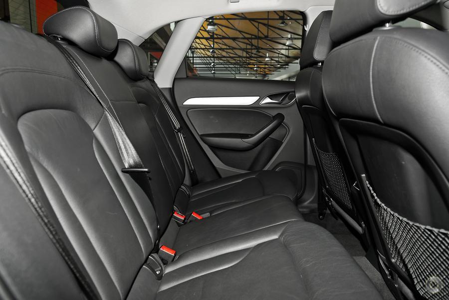 2014 Audi Q3 TDI 8U