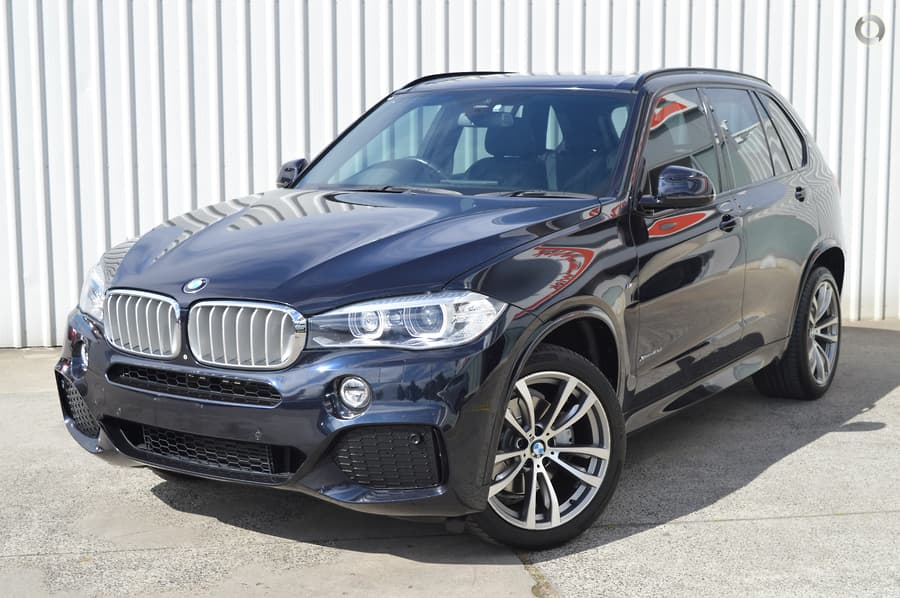 2015 BMW X5 xDrive40d F15
