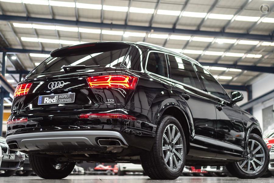 2016 Audi Q7 TDI 4M