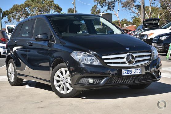 2012 Mercedes-Benz <br>B 180 BLUEEFFICIENCY