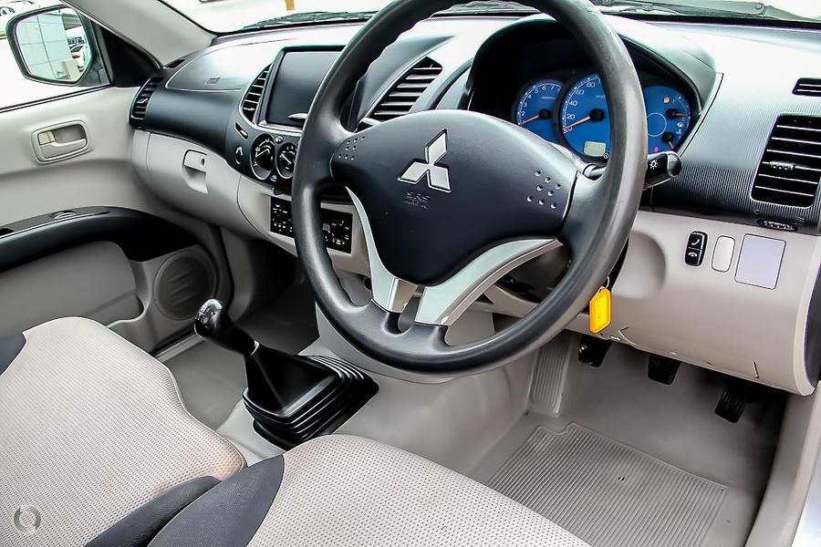 2007 Mitsubishi Triton GL ML