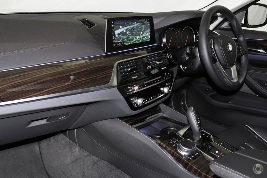 2018 BMW 520d Luxury Line