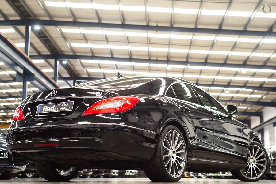 2013 Mercedes-Benz CLS250 CDI  C218
