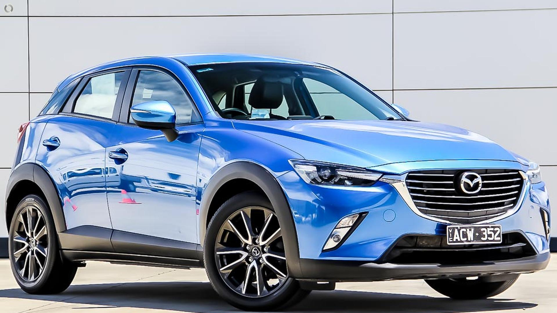 2015 Mazda Cx-3 DK