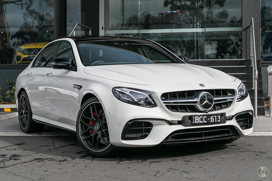 2019 Mercedes-Benz E63 AMG S W213 - Patterson Cheney Group