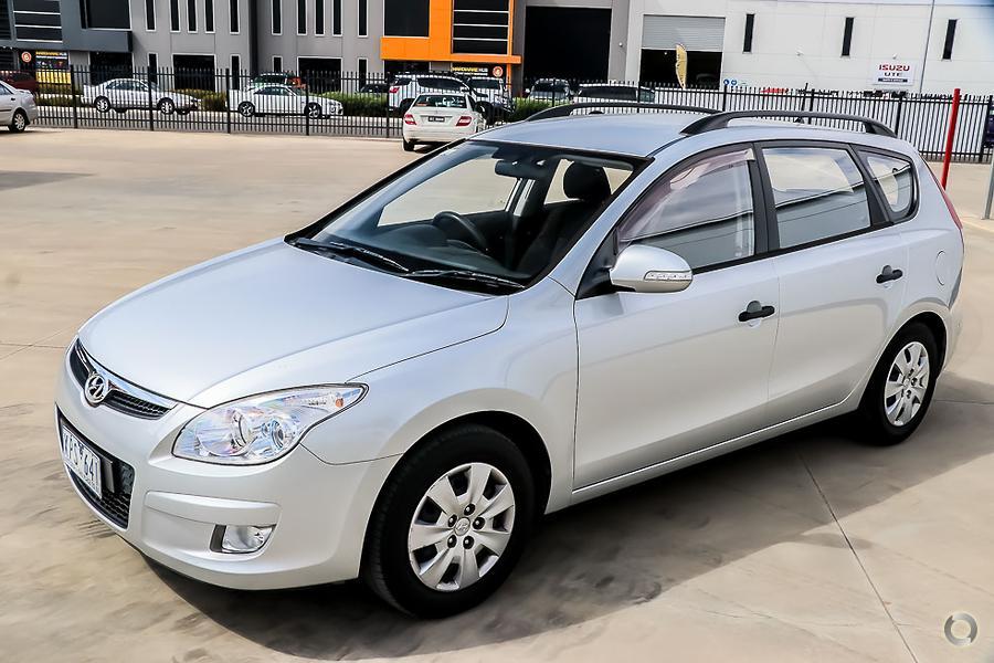 2010 Hyundai I30 SX FD