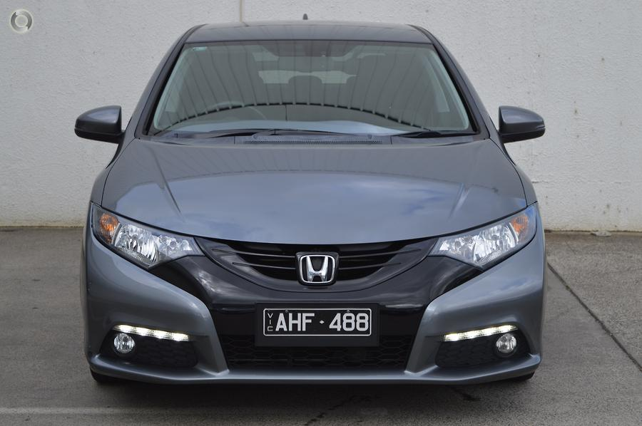 2015 Honda Civic VTi-L 9th Gen