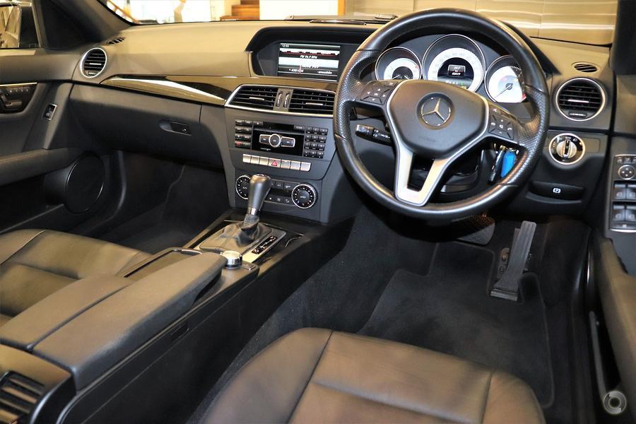 2013 Mercedes-Benz C250 Avantgarde  W204