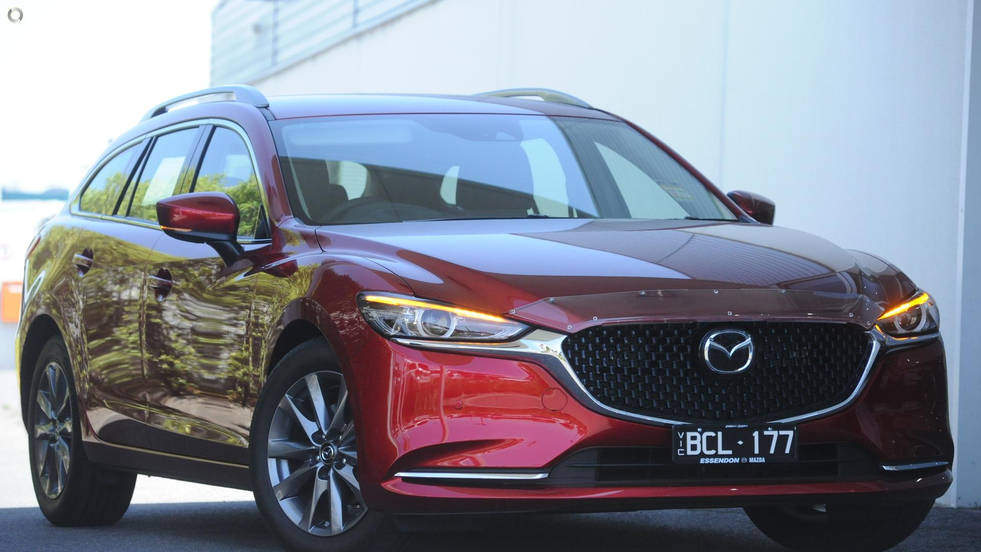 2019 Mazda 6 Touring GL Series