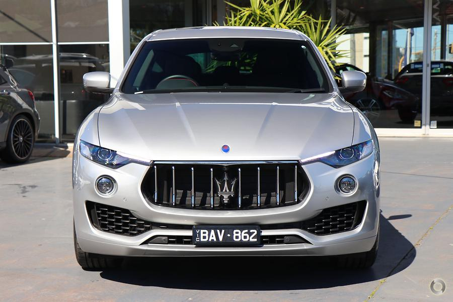 2018 Maserati Levante S GranLusso M161