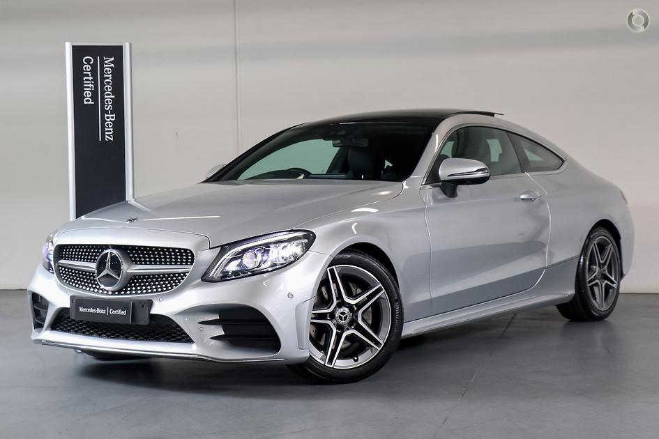 2018 Mercedes-Benz C-CLASS Coupe