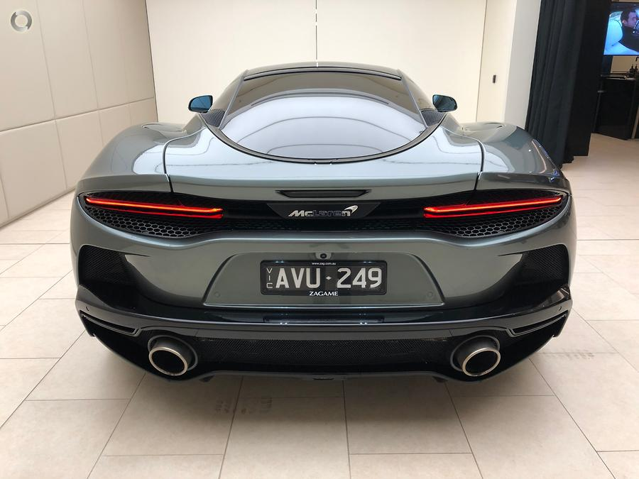 2020 McLaren GT  MA3