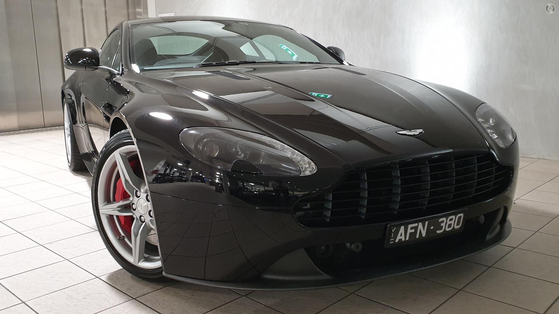 2015 Aston Martin V8 Vantage GT (No Series)