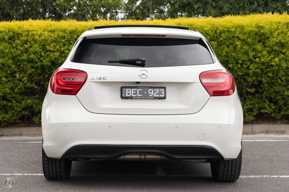 2014 Mercedes-Benz A 180 Hatch