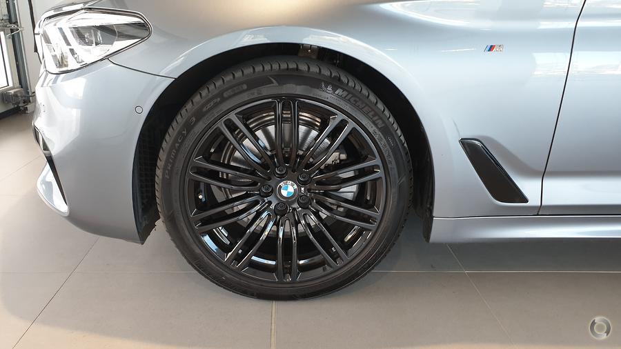 2018 BMW 520d M Sport