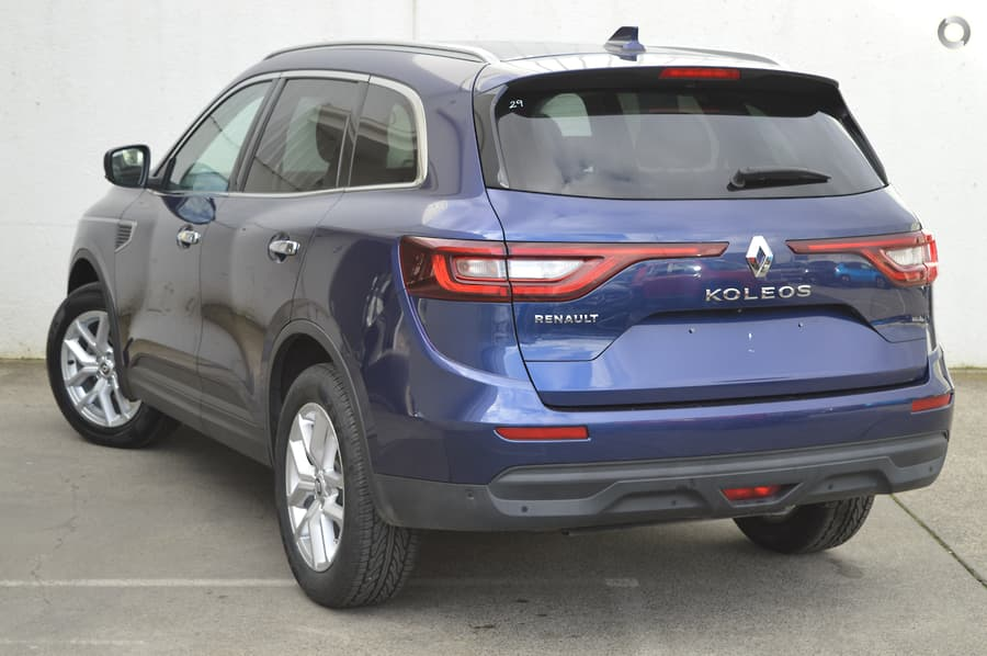 2017 Renault Koleos Zen HZG