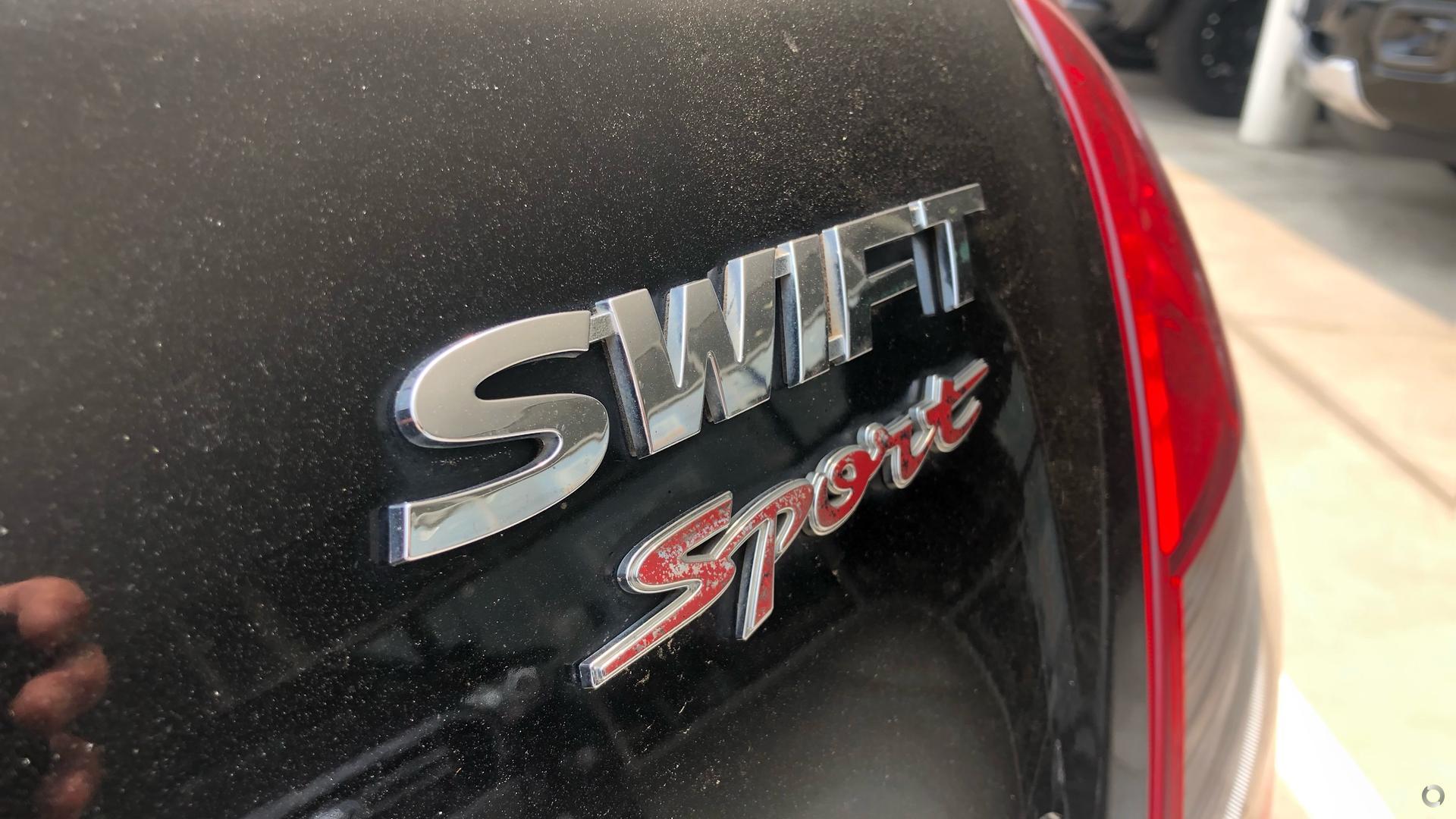 2014 Suzuki Swift Sport FZ