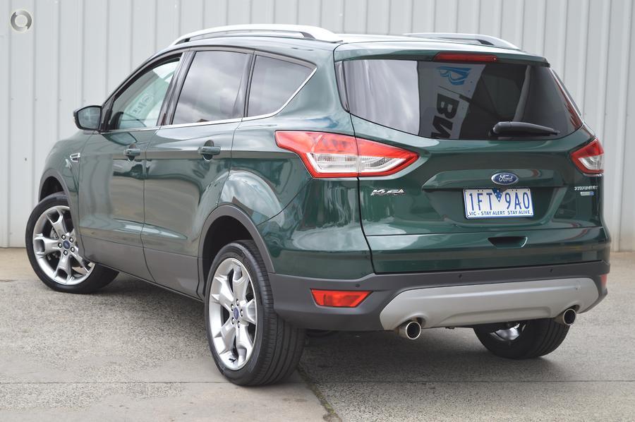 2015 Ford Kuga Titanium TF MkII