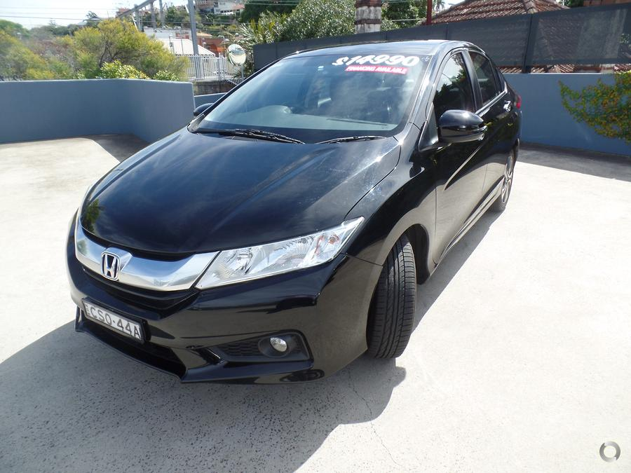 2014 Honda City VTi-L GM