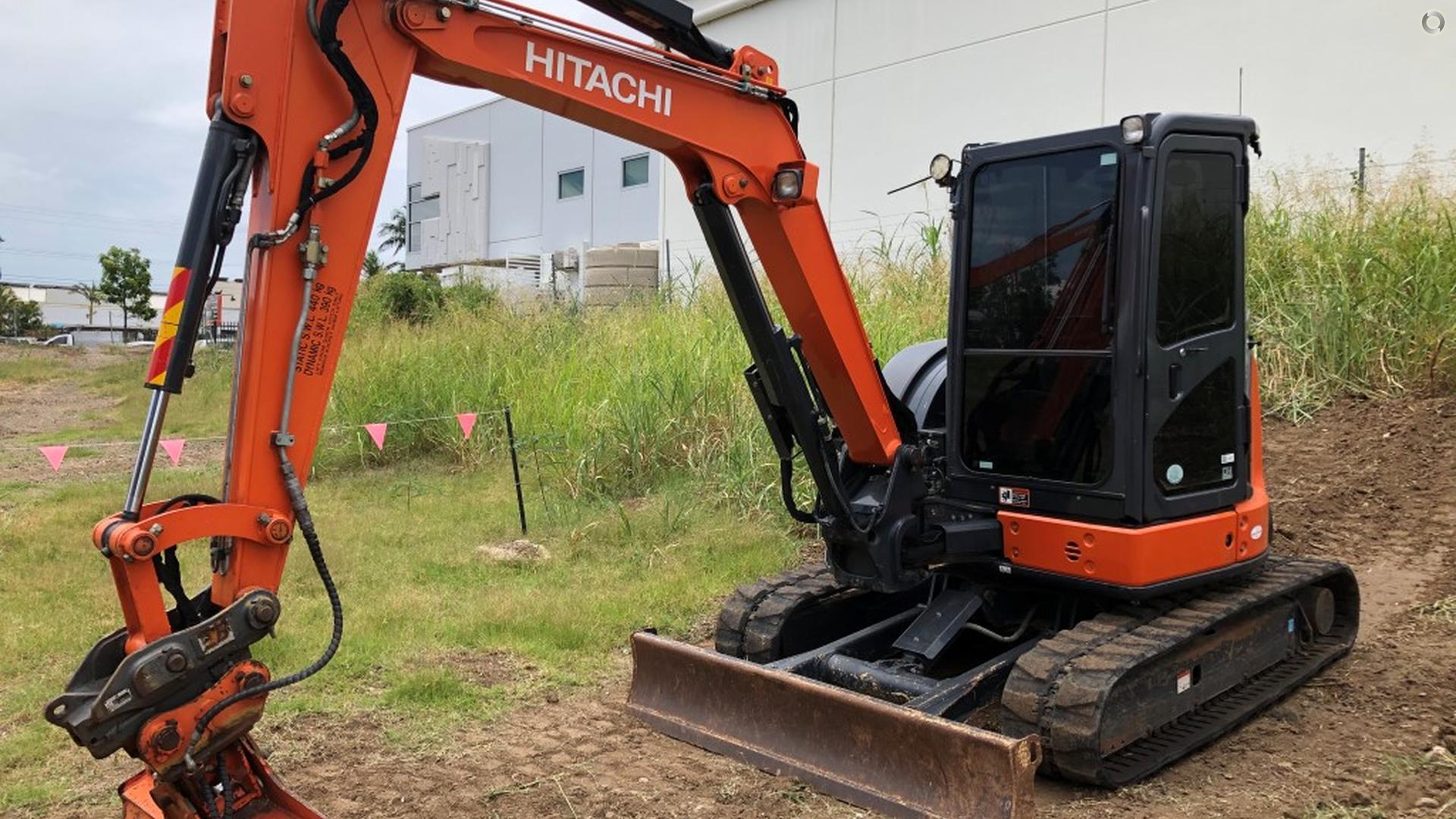 2013 Hitachi ZX48U 5