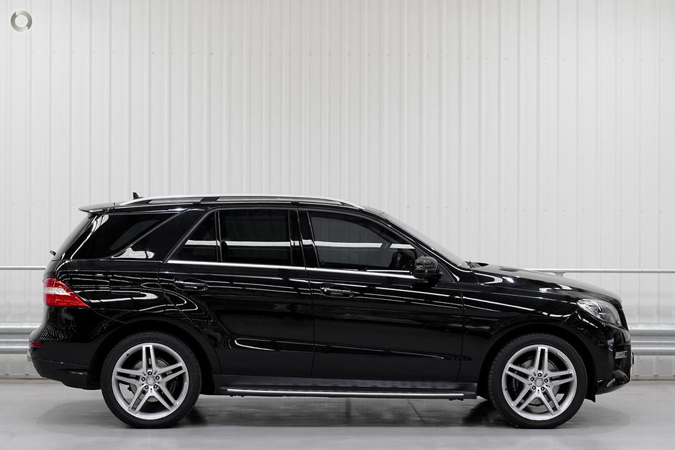2015 Mercedes-Benz ML 350 BLUETEC Wagon