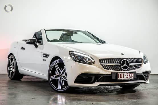 2019 Mercedes-Benz <br>SLC 200