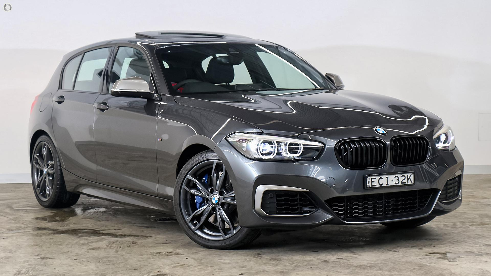 2019 BMW 1 Series M140i Finale Edition