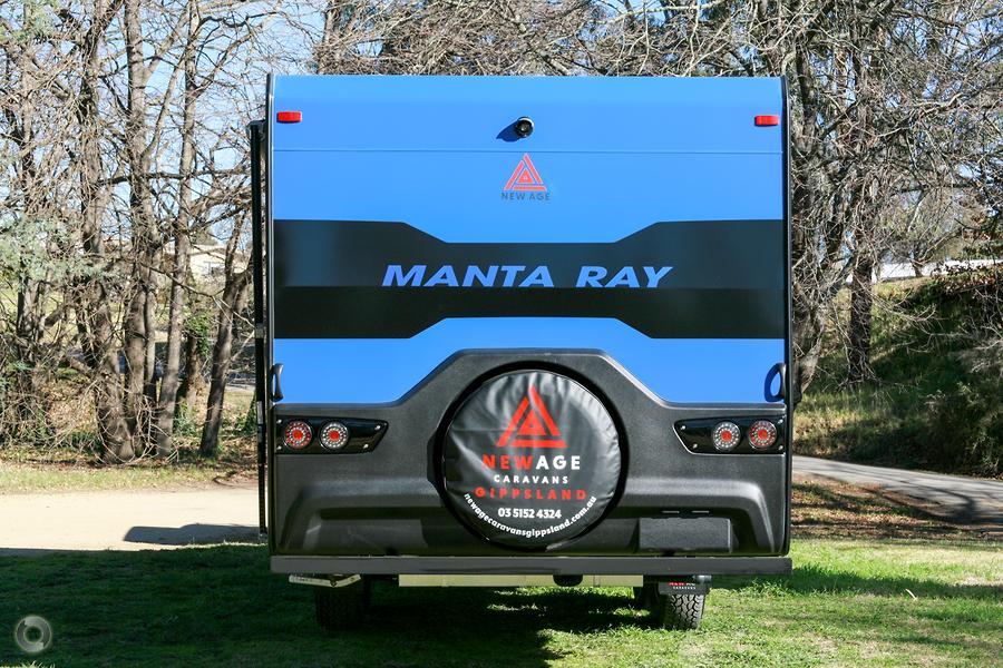 2019 New Age Manta Ray MR19ERS2 Adventurer