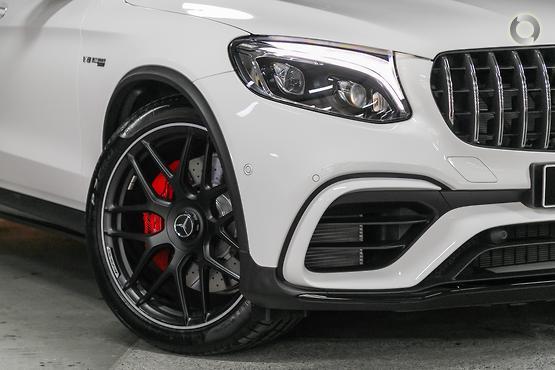 2019 Mercedes-Benz GLC 63 AMG S