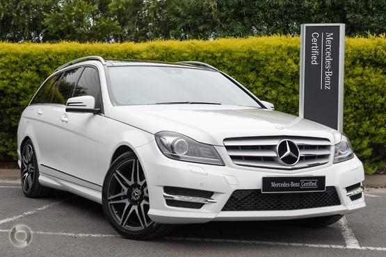 2012 Mercedes-Benz C 250 BLUEEFFICIENCY AVANTGARDE