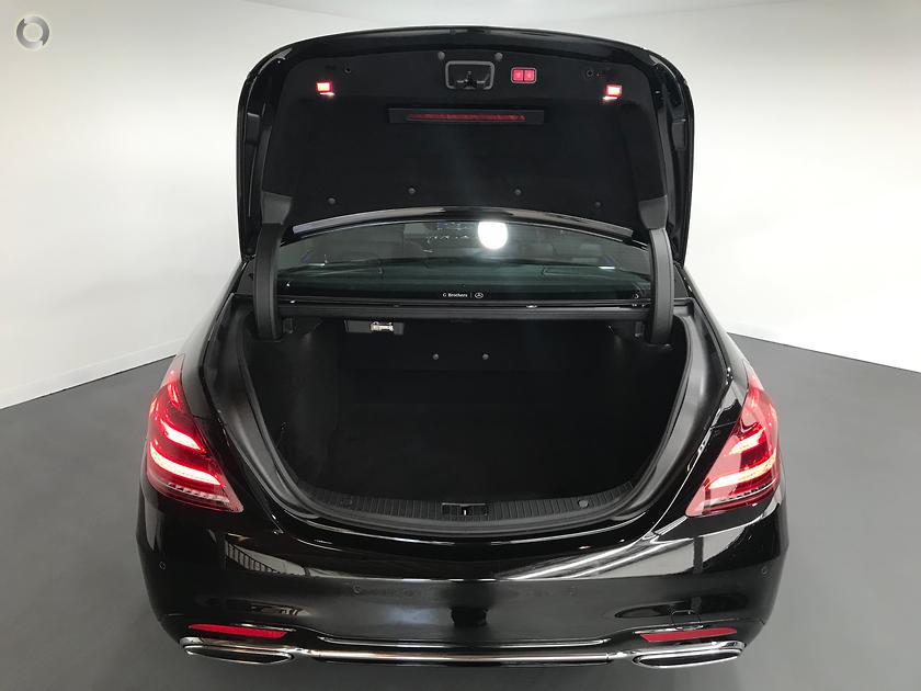 2018 Mercedes-Benz S 400 D Sedan