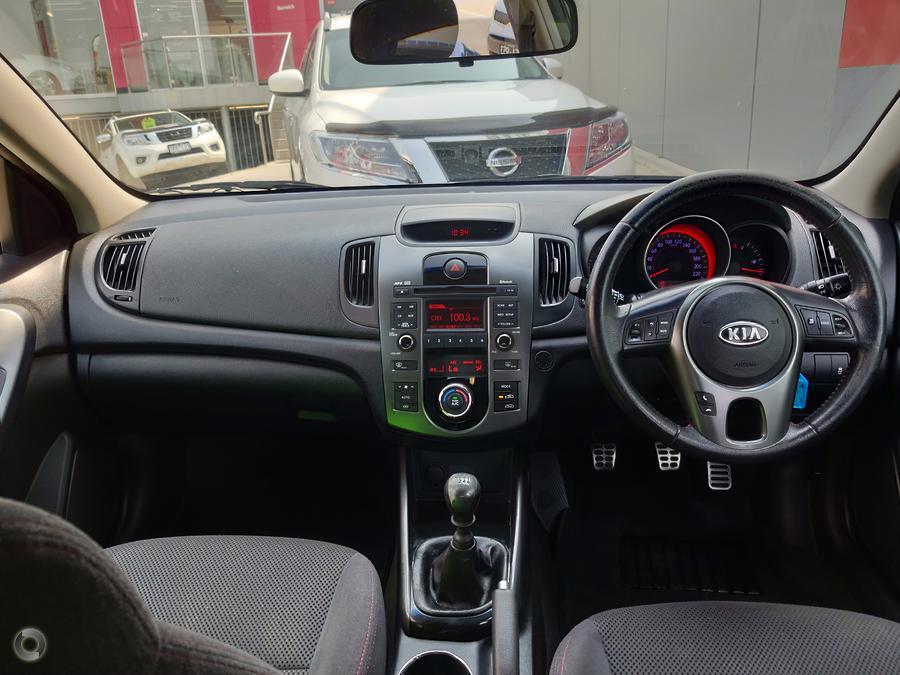 2012 Kia Cerato SLi TD