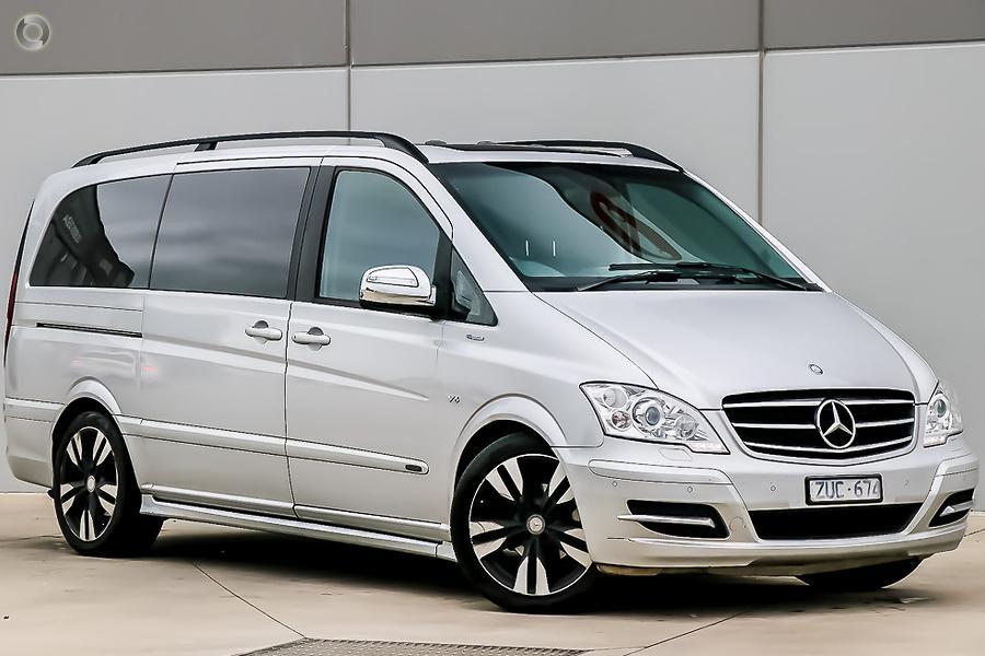 2013 Mercedes-benz Viano Grand Edition Avantgarde 639