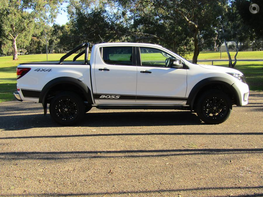 2019 Mazda BT-50 Boss UR