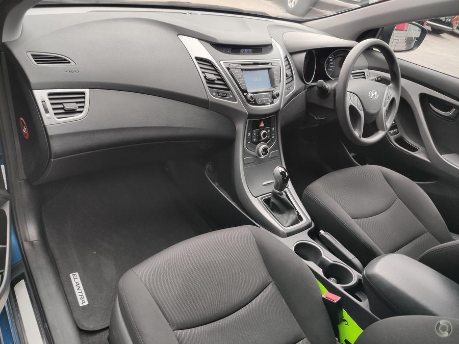 2015 Hyundai Elantra Active MD3
