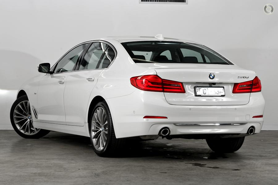 2017 BMW 5 Series 520d Luxury Line
