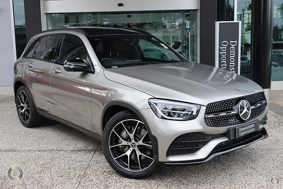 2020 Mercedes-Benz GLC 200