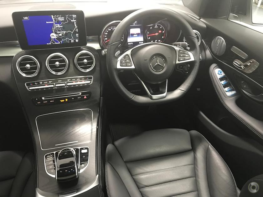 2019 Mercedes-Benz GLC 350 D Coupé