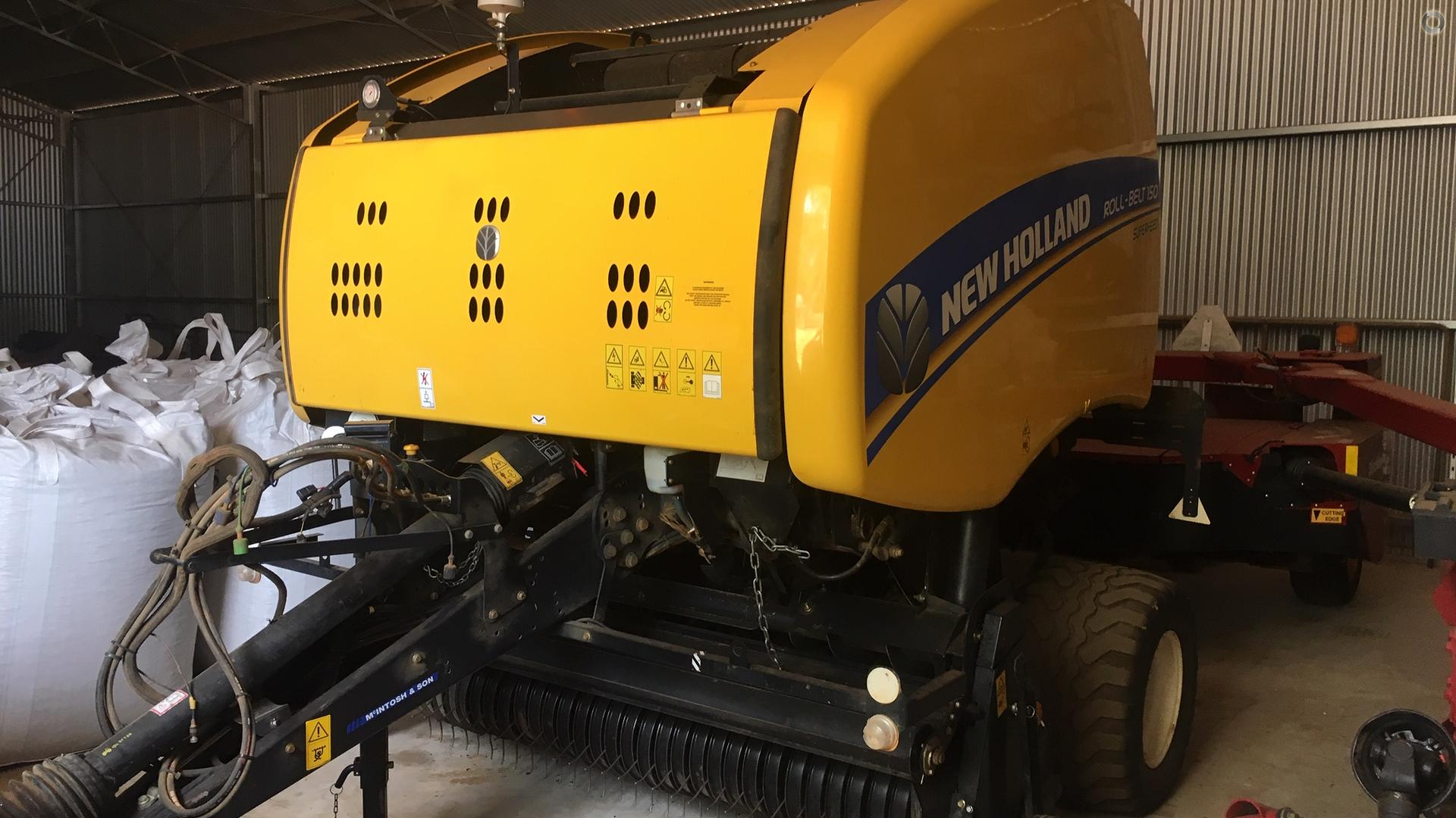 2014 New Holland RB150