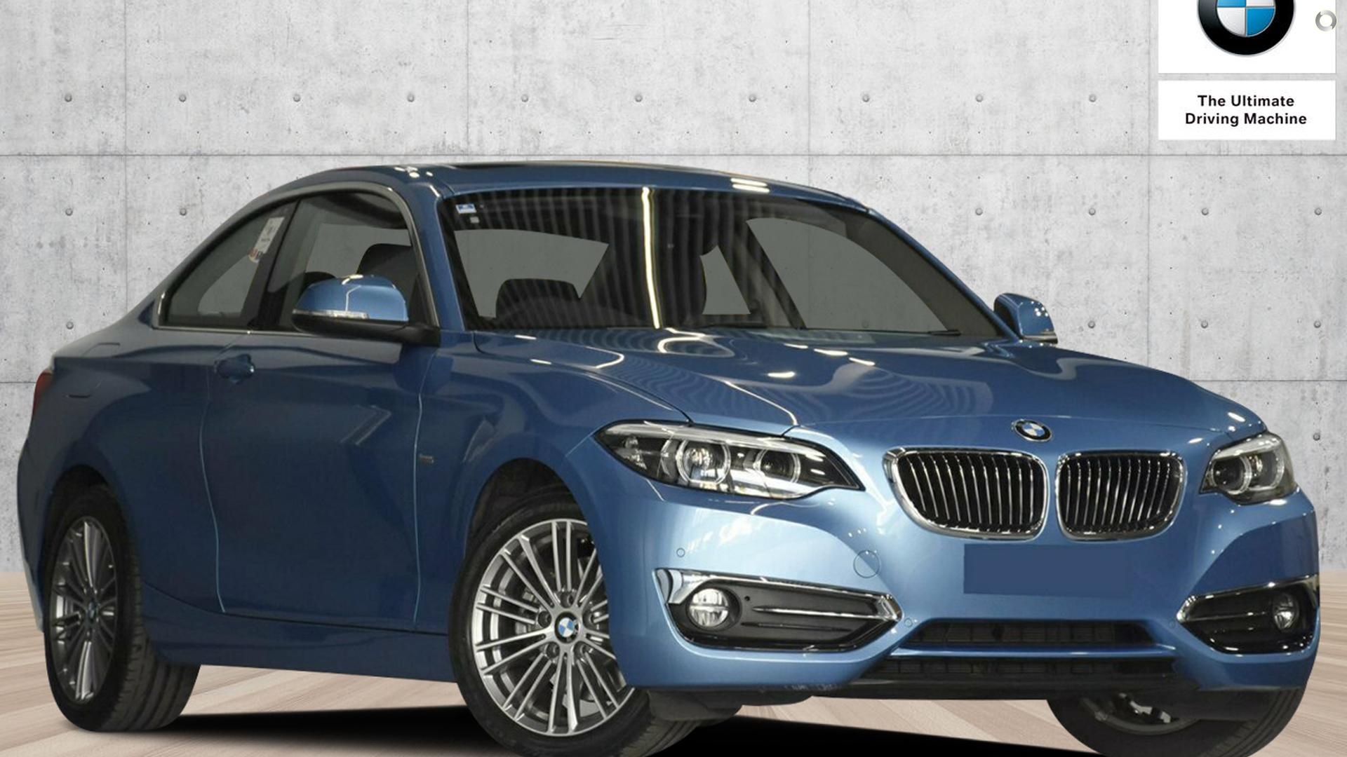 2018 BMW 220i Luxury Line