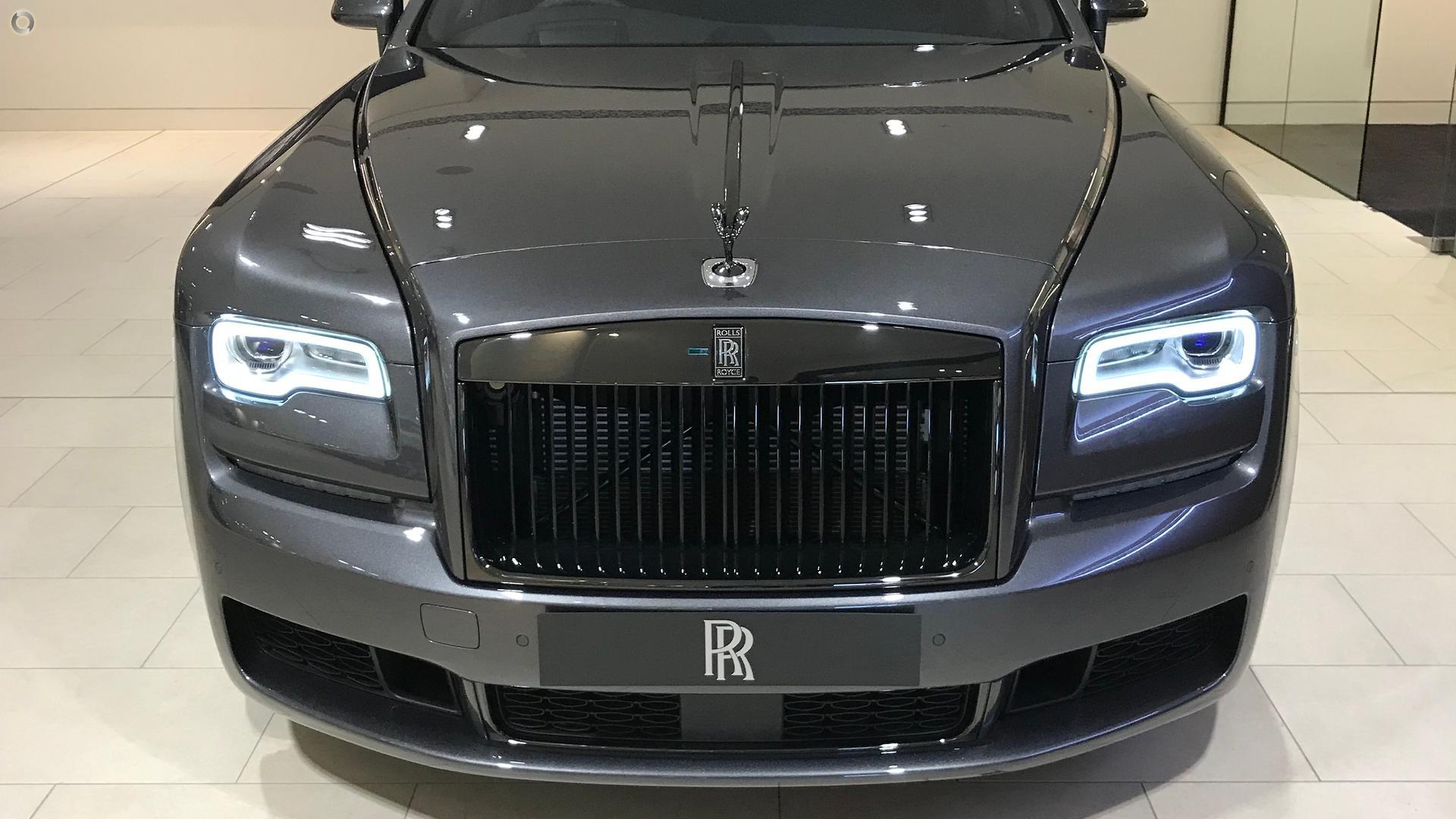 2019 Rolls-Royce Ghost Black Badge 664S Series II