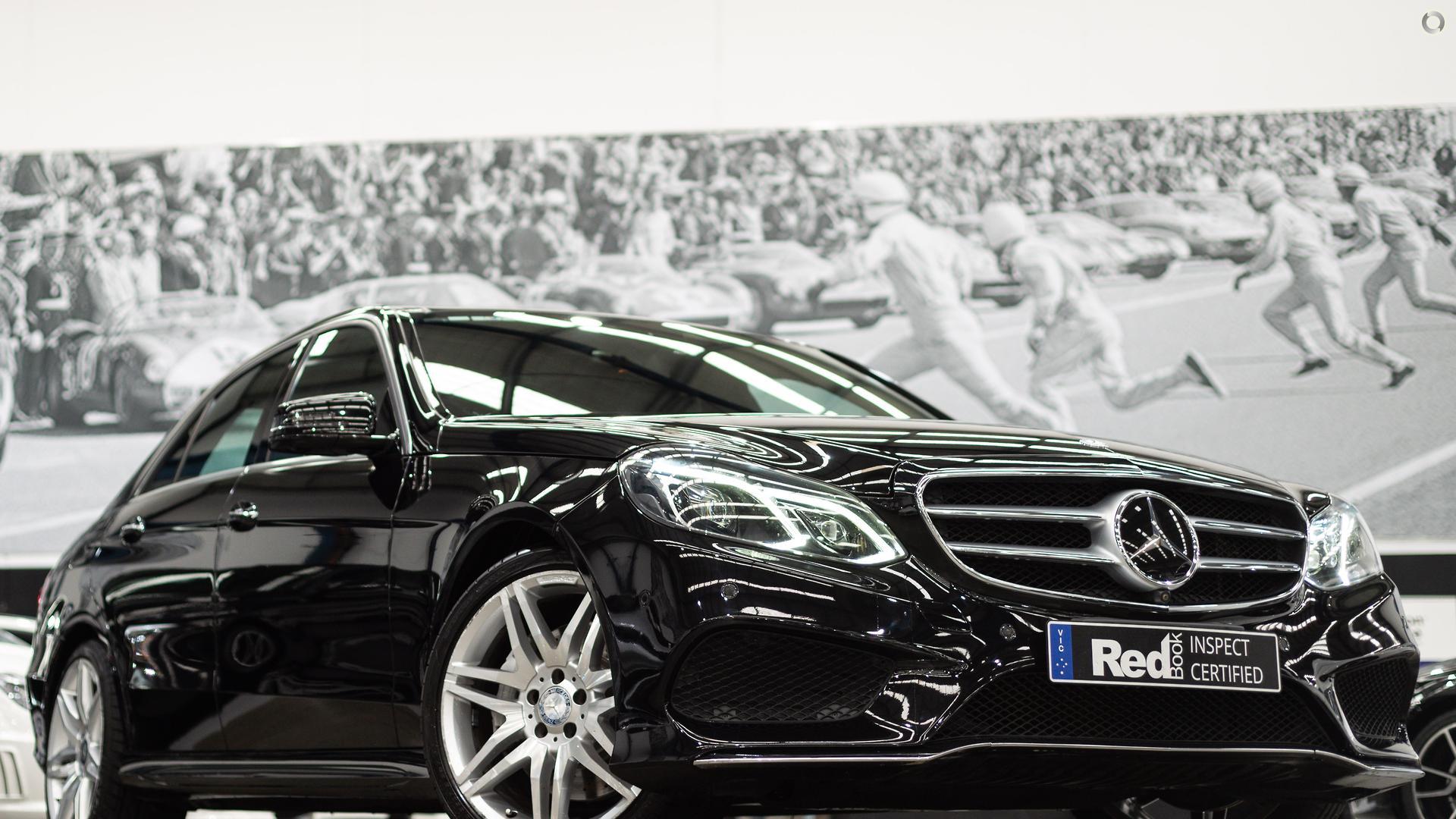 2013 Mercedes-Benz E-Class W212