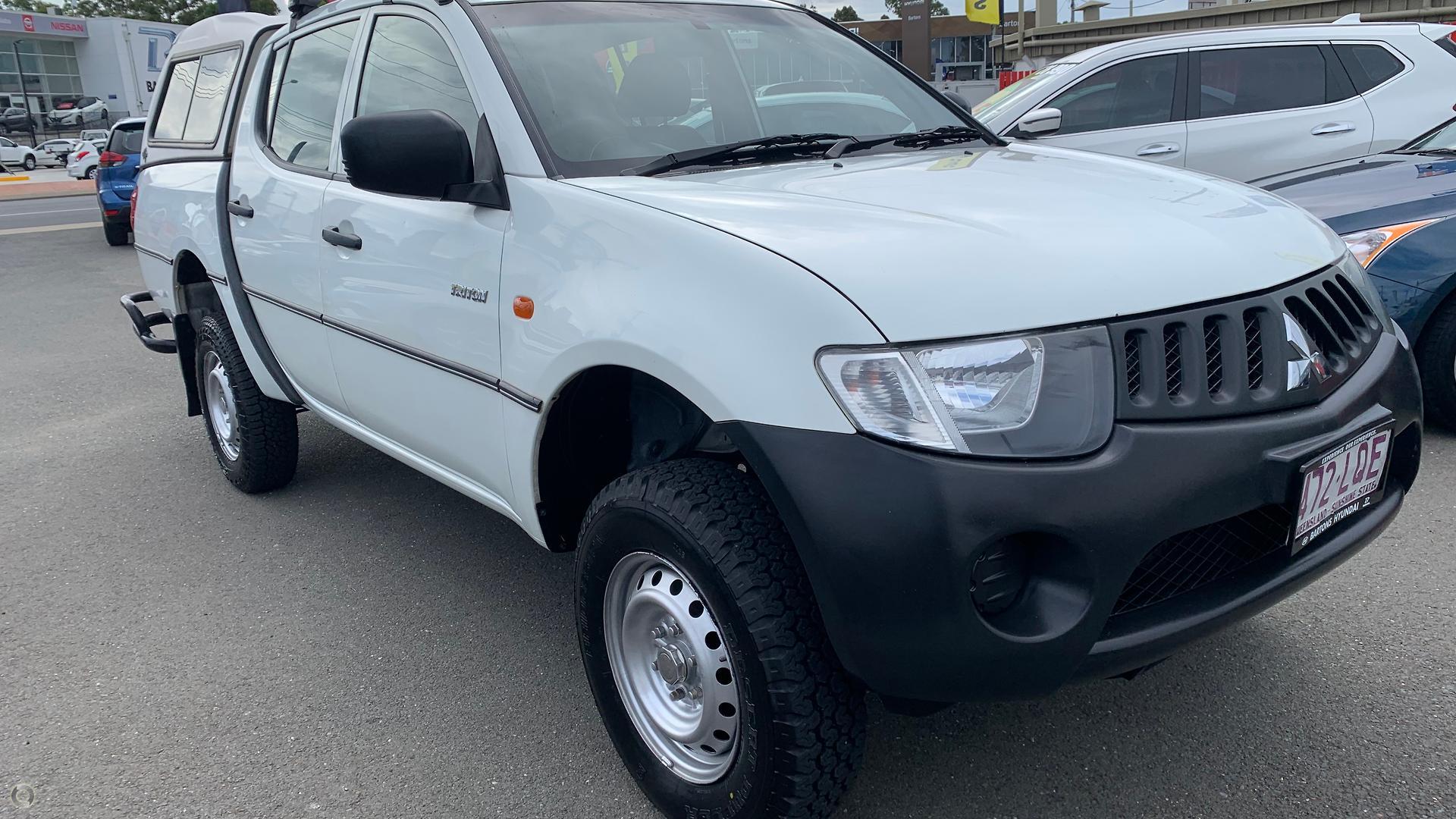 2009 Mitsubishi Triton MN