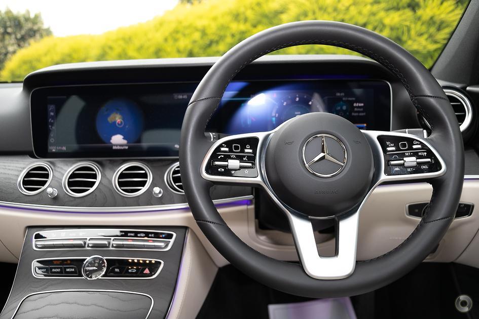 2019 Mercedes-Benz E 350 D Sedan