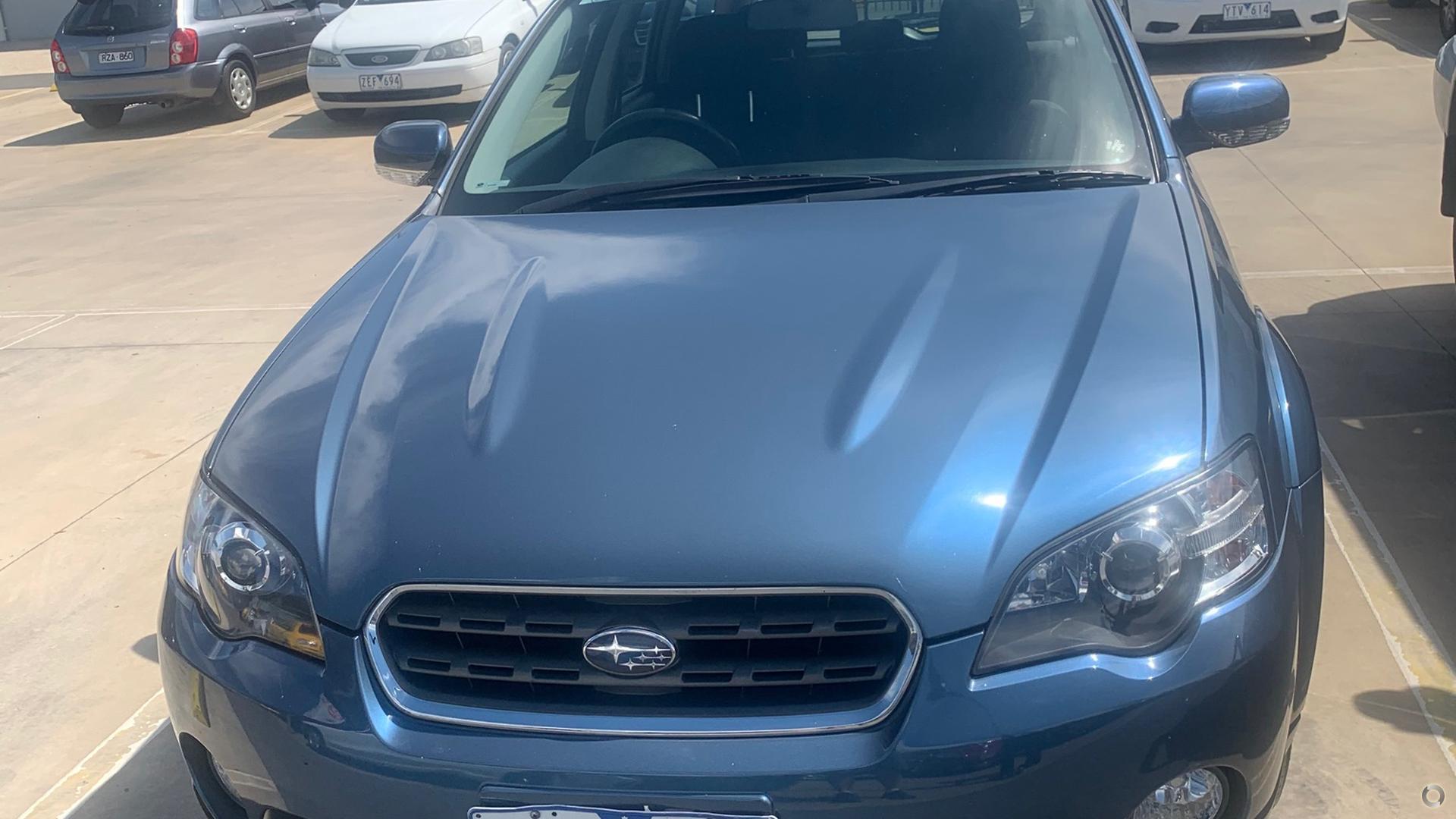 2006 Subaru Outback  3GEN