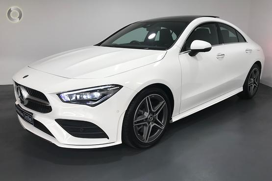 2019 Mercedes-Benz <br>CLA 200