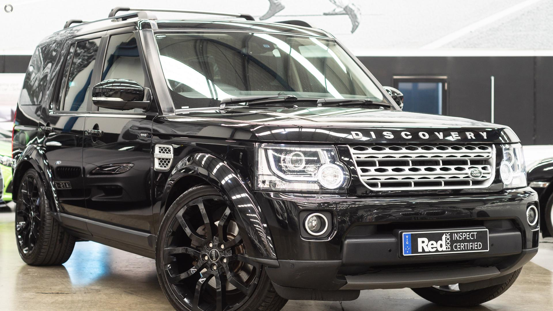 2014 Land Rover Discovery Series 4
